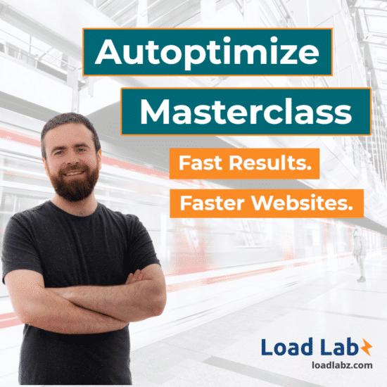 Autoptimize Masterclass Course