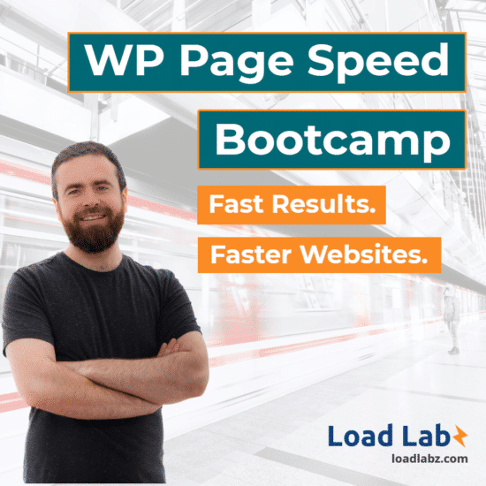 WP Page Speed Bootcamp